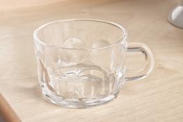 Filiżanka szklana, szklanka 150 ml