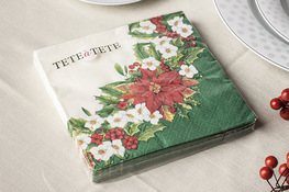 Serwetki papierowe 20 sztuk 33 x 33 cm