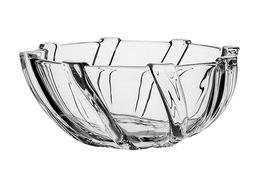 BOHEMIA INFINITY Salaterka szklana 28 cm