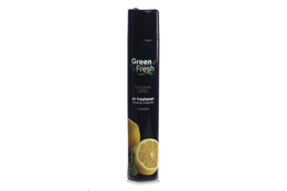 GREEN FRESH Odświeżacz powietrza 400 ml LEMON