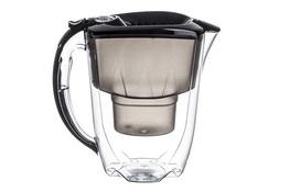AQUAPHOR AMETYST Dzbanek z filtrem do wody 2.8 L czarny