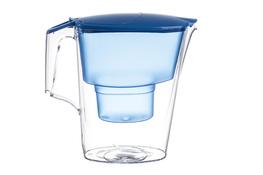 AQUAPHOR TIME Dzbanek z filtrem do wody 2.5 L niebieski