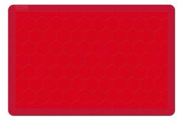 KAISER KAISERFLEX RED Mata silikonowa 40 x 30 cm