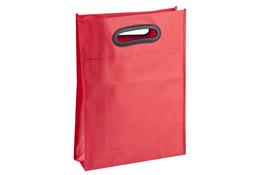 Torba na zakupy GREEN BAG czerwona