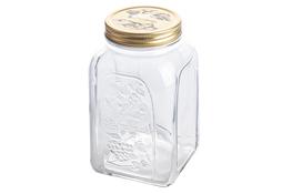 PASABAHCE HOMEMADE Słoik szklany 1.5 L z zakrętką
