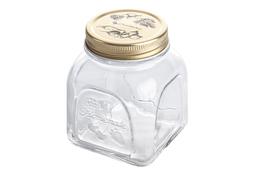 PASABAHCE HOMEMADE Słoik szklany 0.5 L z zakrętką