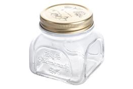 PASABAHCE HOMEMADE Słoik szklany 0.3 L z zakrętką