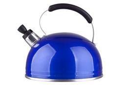 ARTMET Czajnik z gwizdkiem 3l niebieski 230T