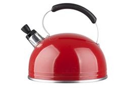 ARTMET Czajnik z gwizdkiem 3l czerwony 230