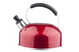 ARTMET Czajnik z gwizdkiem 2l czerwony 200ST