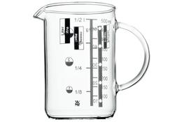 WMF Dzbanek szklany z miarką GOURMET 0.5 L