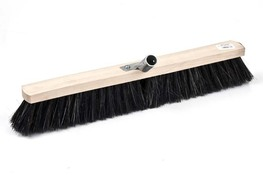 Miotła, zamiatacz drewniany 60 cm L-600