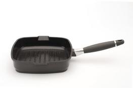 BERGHOFF Patelnia grillowa VIRGO 28 cm DARK indukcja