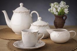 VERONI AMELIA Serwis kawowy, herbaciany 57/18