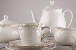 VERONI AMELIA Serwis kawowy, herbaciany 75/24