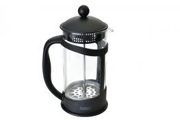BERGHOFF French press, zaparzacz do kawy i herbaty STUDIO 1.1 L czarny