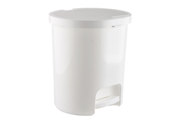 CURVER Kosz na śmieci z pedałem 25 L biały