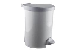 CURVER Kosz na śmieci z pedałem 15 L szary