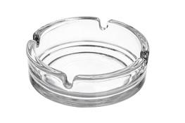 Popielniczka szklana okrągła 8,5 cm