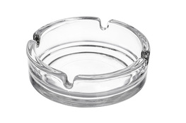 Popielniczka szklana okrągła 10,5 cm