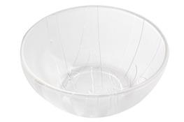 JASŁO Salaterka szklana 14 cm BAMBUS