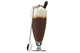 WMF Szklanka do kawy mrożonej 0.45l Clever&More + łyżeczka