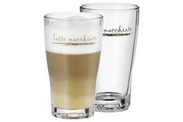 WMF Szklanki do latte macchiato BARISTA 0.265 L 2 sztuki