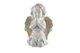 Figurka dekoracyjna aniołek 8x10x14 cm