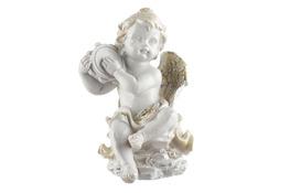 Figurka dekoracyjna aniołek wysokość 11.5 cm - mix wzorów