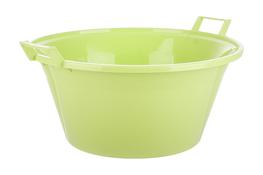 ARTGOS Miska okrągła plastikowa zielona 51 cm