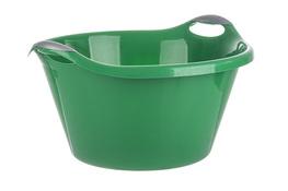 ARTGOS Miska plastikowa 25 L 51 cm zielona