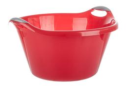 ARTGOS Miska plastikowa 25 L 51 cm czerwona