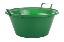 ARTGOS Miska plastikowa 13 L 40.8 cm zielona