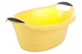 ARTGOS Miska plastikowa 14 L żółta