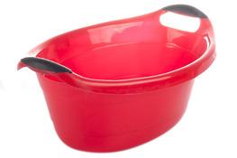 ARTGOS Miska plastikowa 14 L czerwona