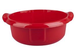 ARTGOS Miska plastikowa 4 L 26 cm czerwona