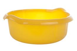 ARTGOS Miska plastikowa 4 L 26 cm żółta