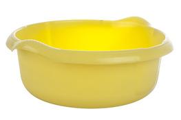 ARTGOS Miska plastikowa 14 L 36 cm żółta
