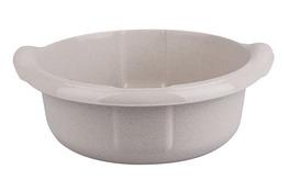 ARTGOS Miska plastikowa 14 L 36 cm beż granit