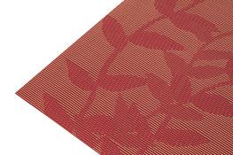 Mata stołowa Listki 45 x 30 cm - mix kolorów