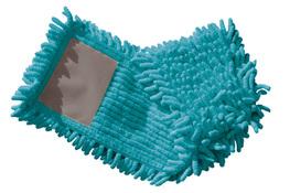 YORK SALSA Zapas z mikrofibry do mopa płaskiego - mix kolorów