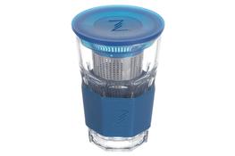 PASABAHCE Szklanka 415 ml z zaparzaczem i pokrywką - mix kolorów