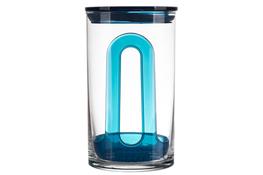 PASABAHCE Pojemnik szklany na oliwki 750 ml z/p - mix kolorów