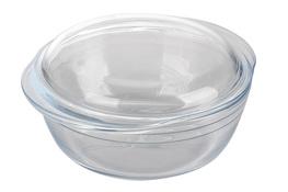 Naczynie żaroodporne z pokrywą  OCUSINE 2.1 L