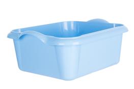 ARTGOS Miska prostokątna 10 L niebieska