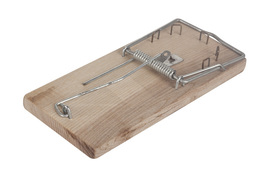 ART-MET Szczurołapka, łapka na szczury drewniana
