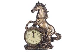 Figurka dekoracyjna Koń z zegarem