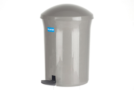 PLAFOR Kosz na śmieci z pedałem 8.1 L mocca
