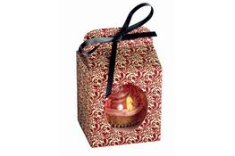 KAISER Opakowanie prezentowe na muffinkę Flora