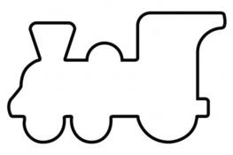 KAISER Foremka, kształtka, wykrawacz LOKOMOTYWA